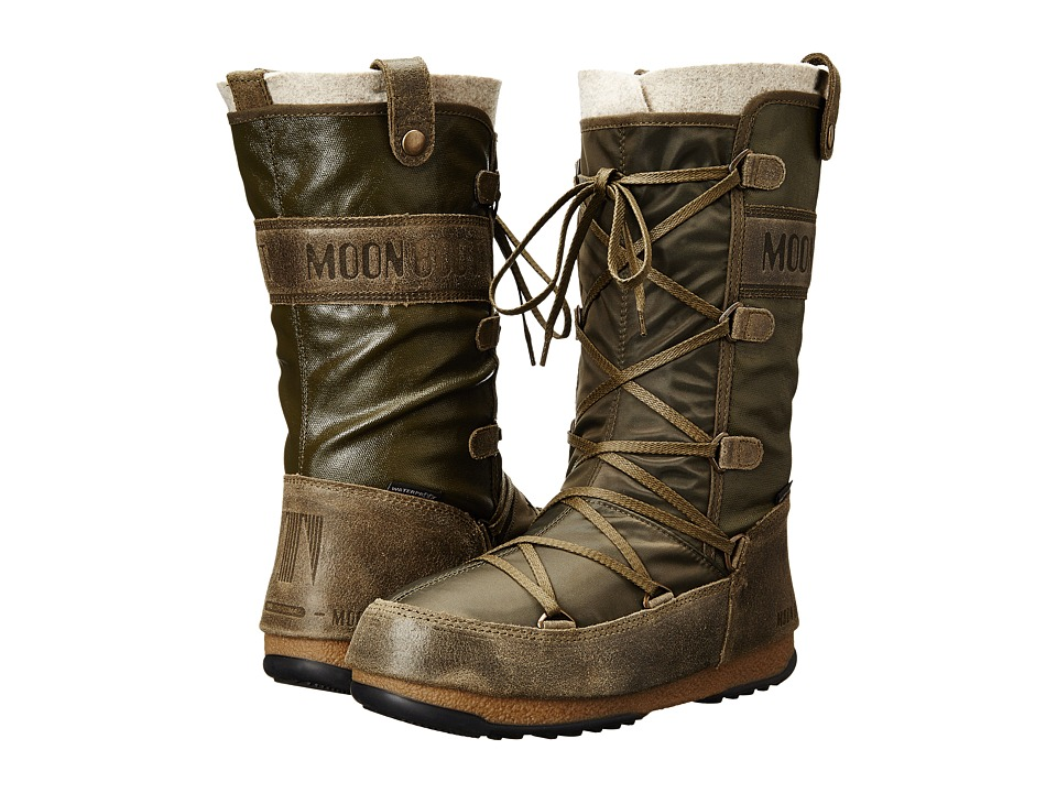 Tecnica - Moon Boot W.E. Monaco Mix (Military) Women