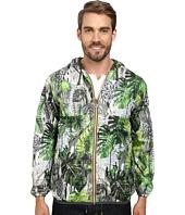 K-WAY - Waterproof Christian Lacroix Reversible Jacket w/ Hood