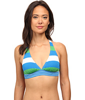 Tommy Bahama - Rugby Over The Shoulder V-Neck Bra w/ Crisscross Back Straps