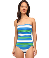 Tommy Bahama - Rugby Bandeau One-Piece