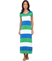 Tommy Bahama - Bold Stripe Long T-Shirt Dress Cover-Up