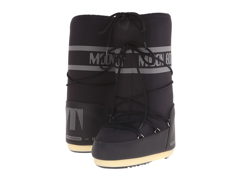 Tecnica - Moon Boot Neo (Black) Cold Weather Boots