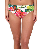 Tommy Bahama - White Tropical High Waist Sash Bottoms