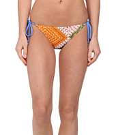MINKPINK - Sunset Patchwork Halter Bikini Bottom