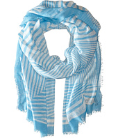 Marc by Marc Jacobs - Sketch Stripe Scarf