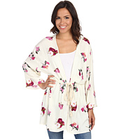 MINKPINK - Pink Petals Kimono