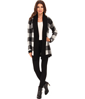 BB Dakota - Jalen Buffalo Plaid Cardigan