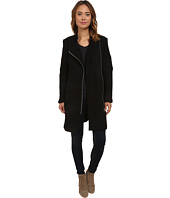 BB Dakota - Grayson Boiled Wool Coat with Sleeve Detail