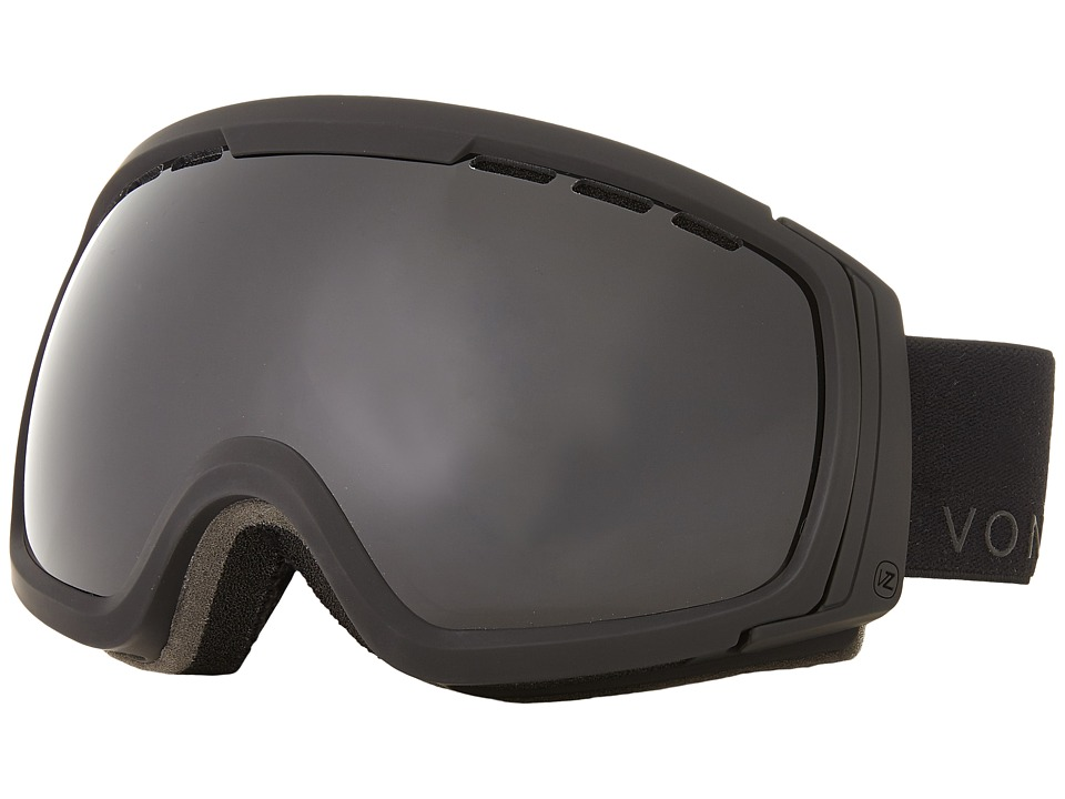 VonZipper Feenom N.L.S. Black Satin/Blackout Snow Goggles