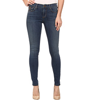 True Religion - Halle Super Skinny with Flap in Love No Less