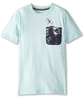 Hurley Kids - Pocket Play Tee (Big Kids)