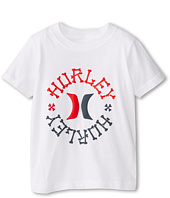 Hurley Kids - Charge Short Sleeve Tee (Little Kids)
