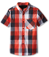 Hurley Kids - Surfers Only Short Sleeve Woven (Big Kids)
