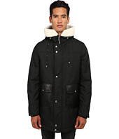 Just Cavalli - 3/4 Length Caban w/ Shearling