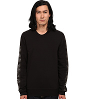 Just Cavalli - Long Sleeve Studded Sleeve Sweatshirt