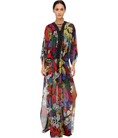 Just Cavalli - Romantic Frida Print Caftan