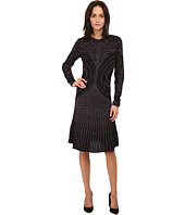 Just Cavalli - Lurex Flare Dress
