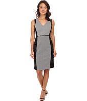 Jones New York - V-Neck Sheath Dress