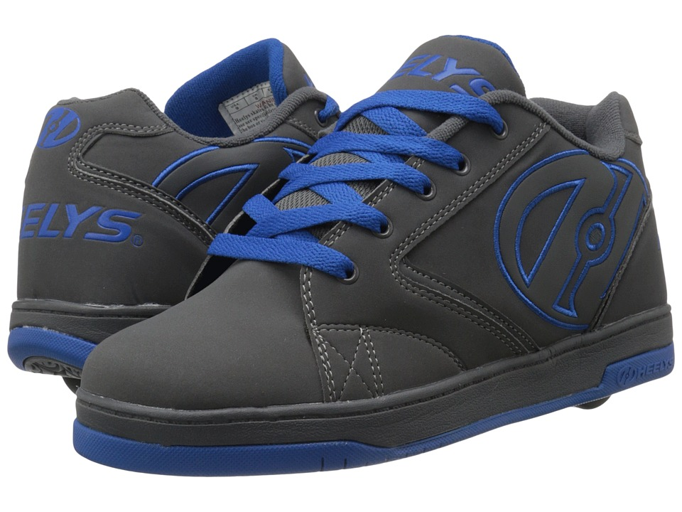 Heelys Propel 2.0 (Grey/Royal) Boys Shoes