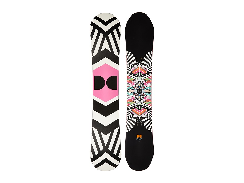 DC W. Ply '16 149cm (Multi) Snowboards Sports Equipment