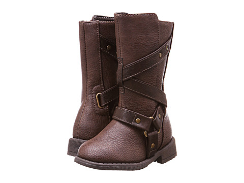 Kenneth Cole Toddler Little Boys Brown