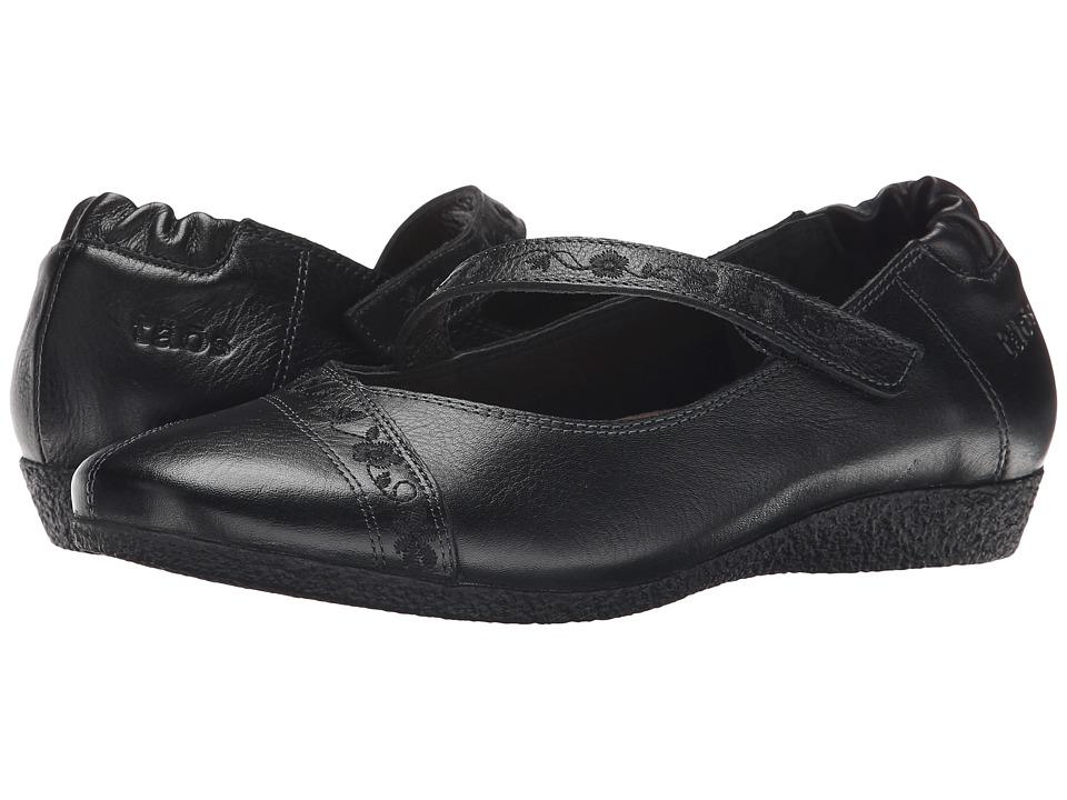 taos Footwear Grace Black Womens Shoes