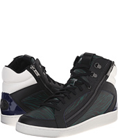 Just Cavalli - Night Sound Zebra Printed High Top