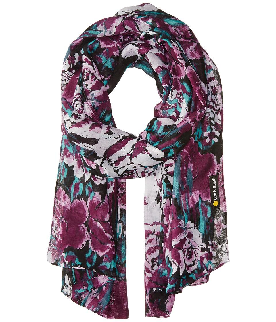is s lightweight summer scarf