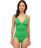 Tommy Bahama - Pearl V-Neck Surplice One-Piece