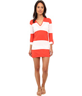 Tommy Bahama - Bold Stripe Beach Sweater Cover-Up