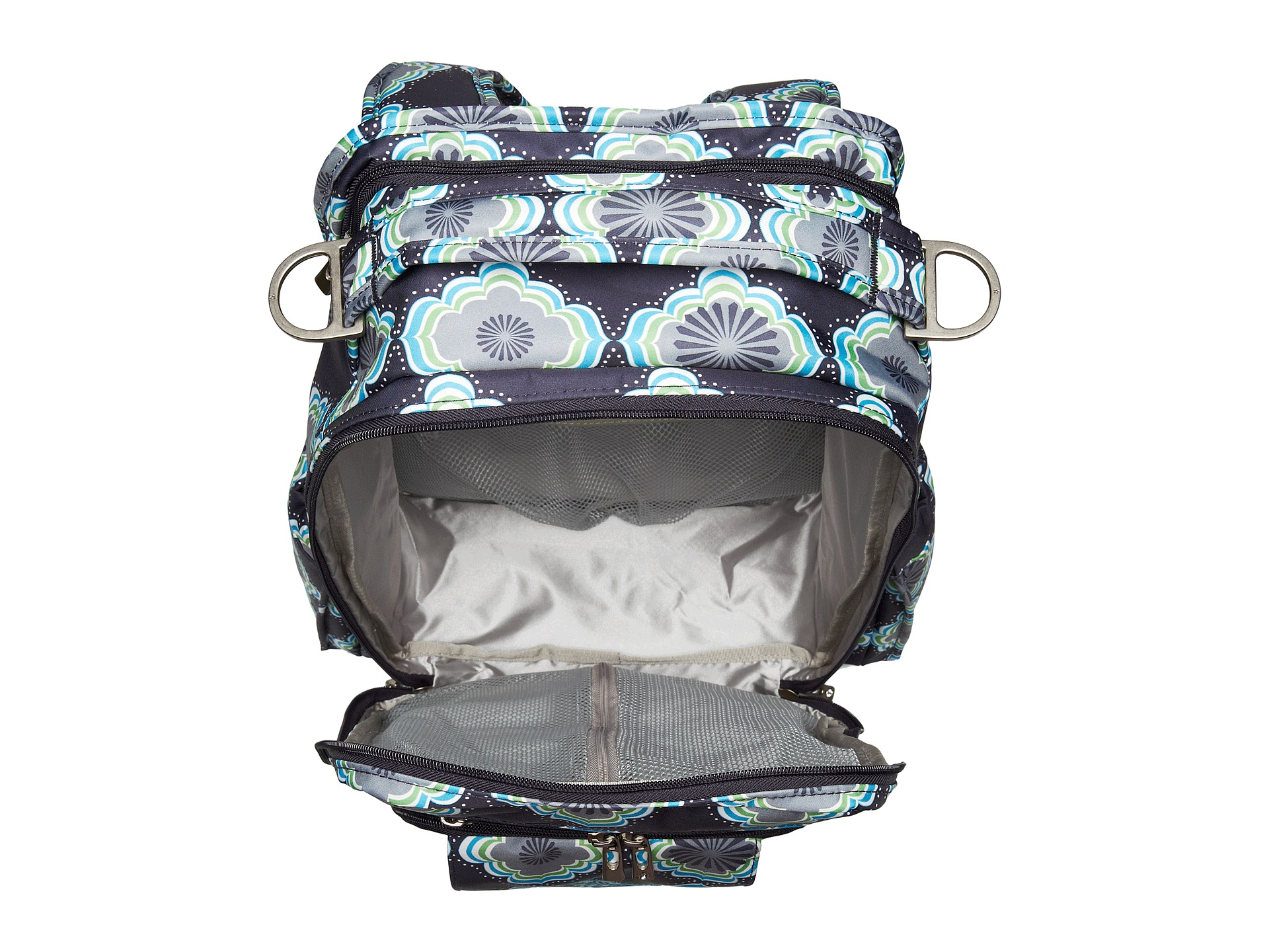ju ju be be right back backpack diaper bag free shipping both ways. Black Bedroom Furniture Sets. Home Design Ideas