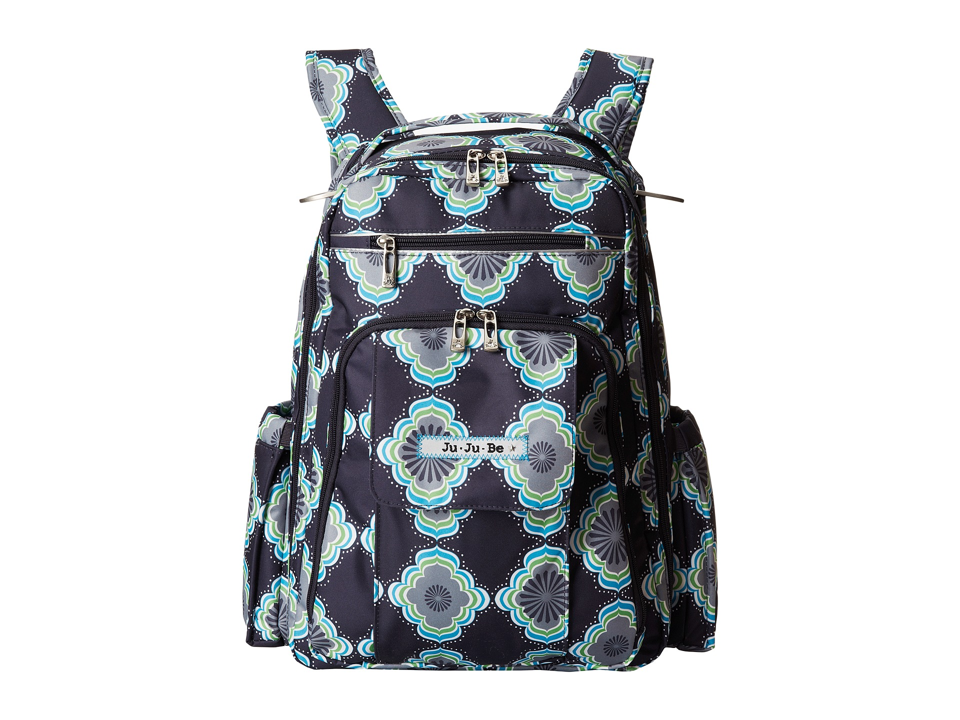 ju ju be be right back backpack diaper bag free shipping both ways. Black Bedroom Furniture Sets. Home Design Ideas