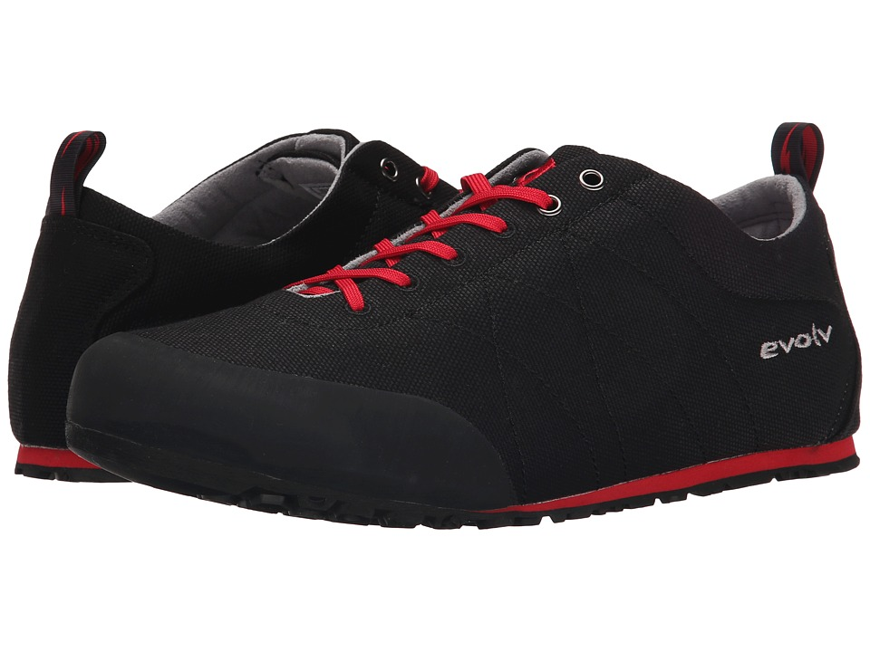 EVOLV - Cruzer Psyche (Black) Climbing Shoes