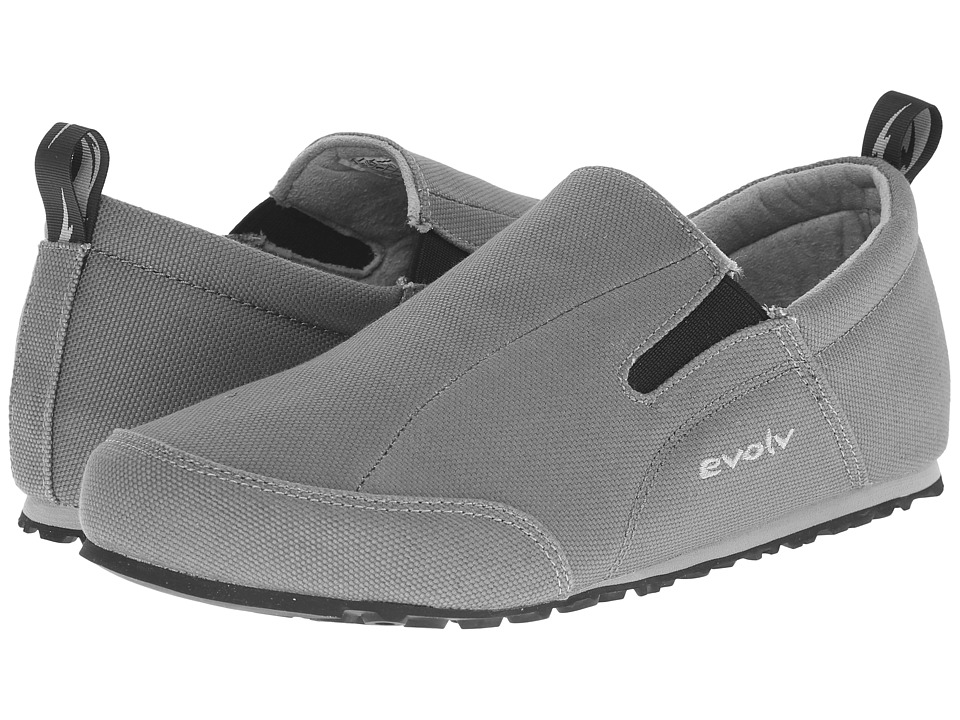 EVOLV Cruzer Slip On Slate Climbing Shoes
