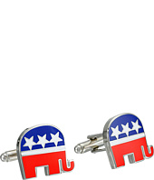 Cufflinks Inc. - Republican Elephant Cufflinks