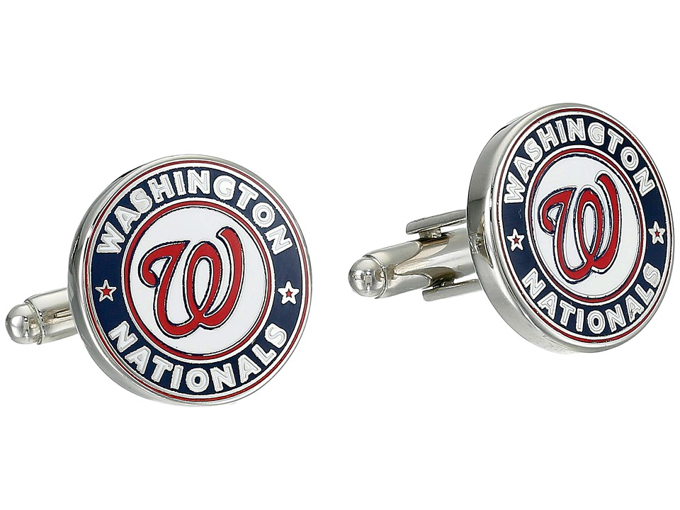 Cufflinks Inc. Washington Nationals Cufflinks Blue Cuff Links