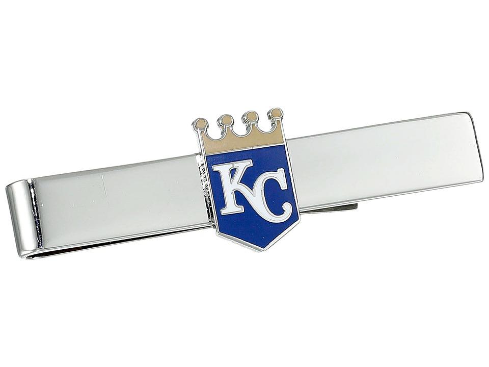 Cufflinks Inc. Kansas City Royals Tie Bar Blue Cuff Links