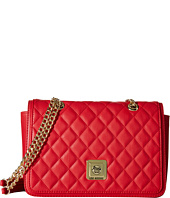 LOVE Moschino - I Love Superquilted Flap Bag