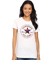 Converse - Pop Chuck Patch Footwear Fill Short Sleeve Crew Tee