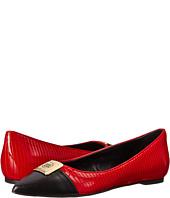 LOVE Moschino - Bicolor Ballerina Flats