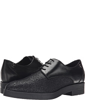 LOVE Moschino - Leather Oxford Shoe
