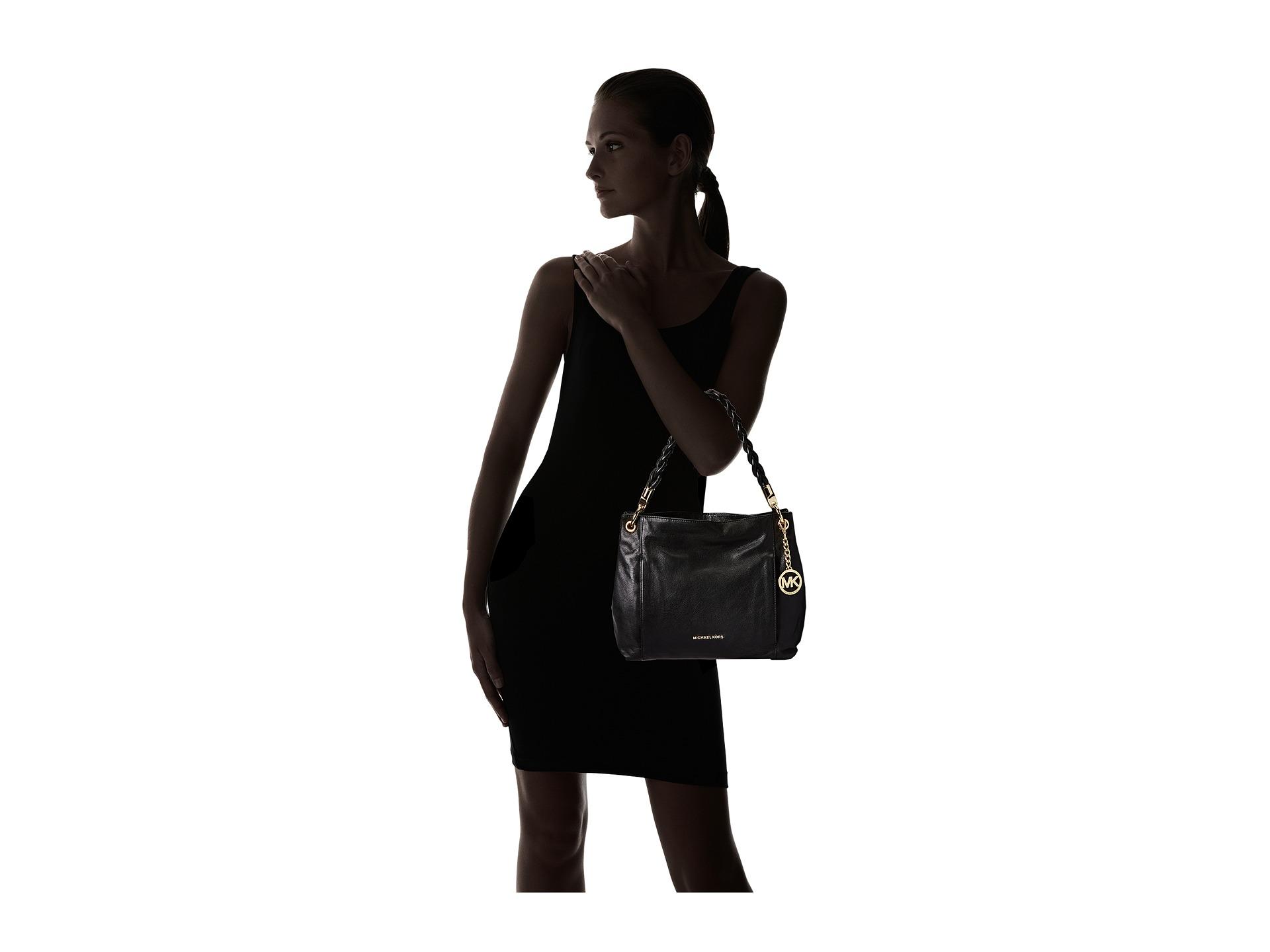 Sale Michael Kors Naomi Satchels - Michael Michael Kors Naomi Large Shoulder