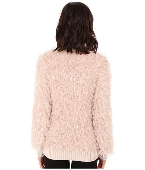 Wool Sweater Furry 46