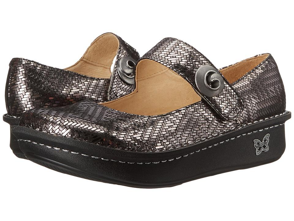 Alegria Paloma (Pewter Dazzler) Maryjane Shoes