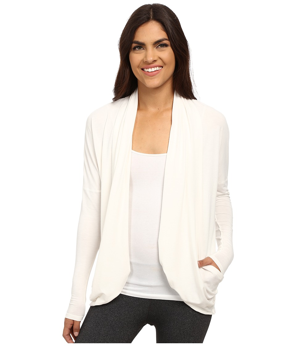 Lucy Enlightening Wrap Jet Stream Womens Long Sleeve Pullover