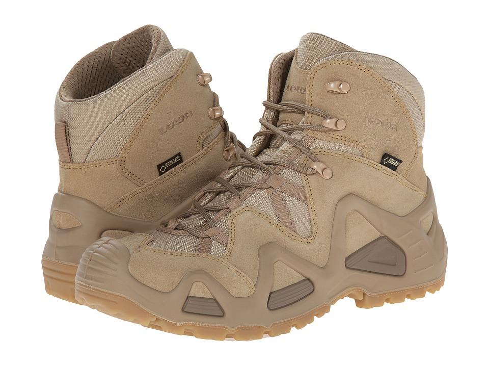Lowa Zephyr GTX Mid TF (Beige) Men's Shoes