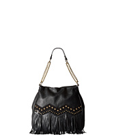 Just Cavalli - Fringe Hobo Shoulder Bag