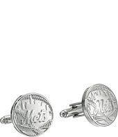 Cufflinks Inc. - Silver Edition New York Mets Cufflinks