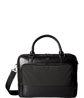 Armani Jeans - Leather/Nylon Messenger Briefcase