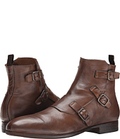 Alexander McQueen - Triple Buckle Monk Boot
